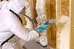 Install Spray Foam Insulation projects in Porthill, Idaho